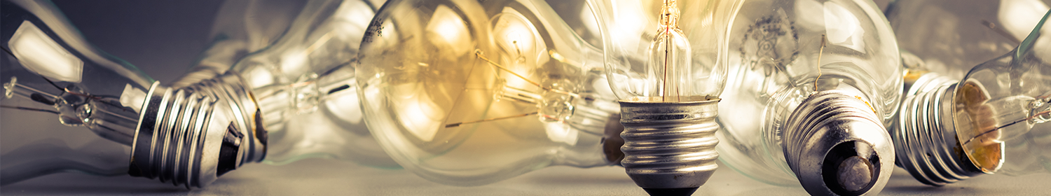 Innovation Lightbulbs