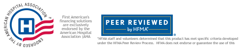 AHA and HFMA Designations